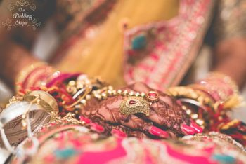 Photo of Unique Bridal Details