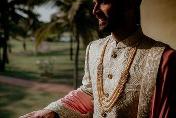 Unique groom accessories