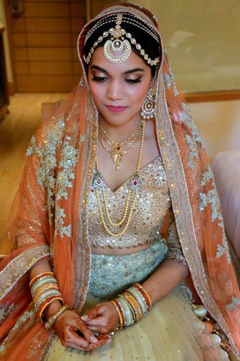 Gold Mathtapatti and Rani Haar
