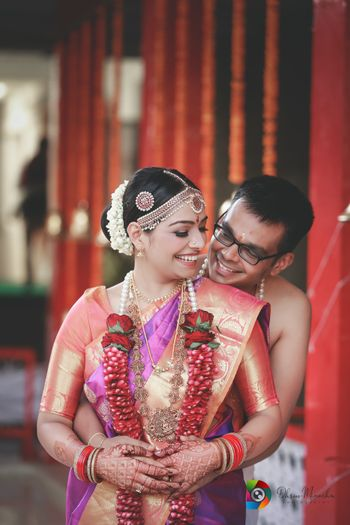 south indian couple shot ideas