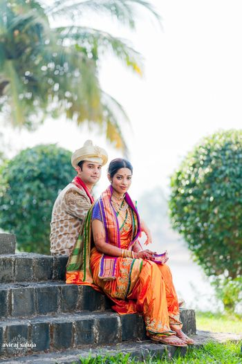 Marathi Couple Shot