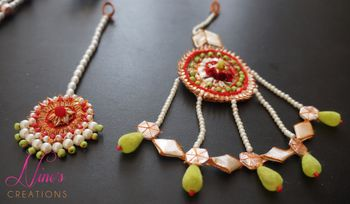 Photo of Gota jewellery