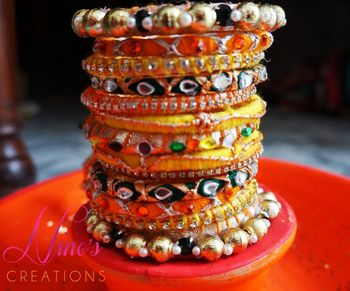 Bangles for mehendi