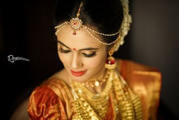 Traditional South Indian Gold Jewelry