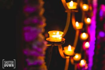 Tea Light Candles Decor