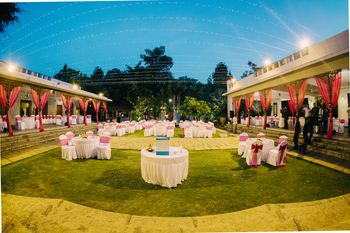 Outdoor Venue Decor