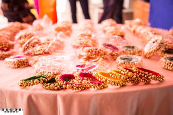 Photo of Colorful Jhoomer Bangles Favors