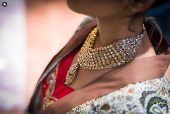 Photo of Gold Kundan Jewelry