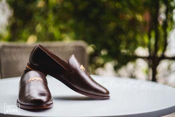 sabyasachi groom shoes