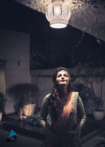 Candid Bridal Portrait Shot