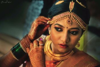 Traditional South Indian Jewelry