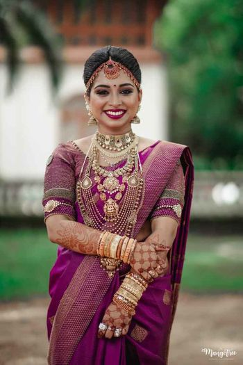 south indian bridal jewellery