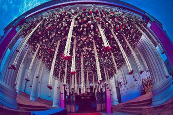 Entrance Floral Decor