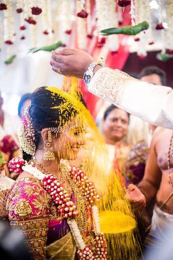 Photo from Savitha and Kishore, A south indian wedding wedding album
