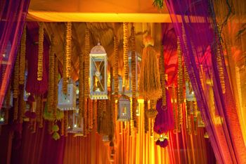 Photo of lanterns