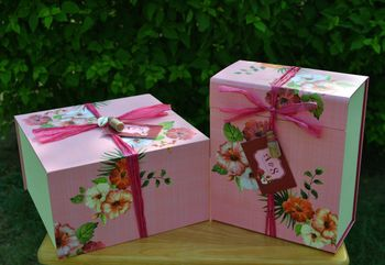 Photo of watercolor boxes