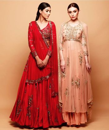 Photo of Perfect outfits for bride's sisters and friends.