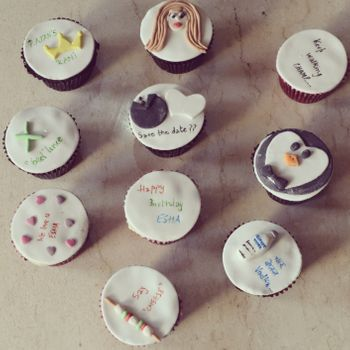 Photo from Bridal shower cakes and cupcakes  wedding album