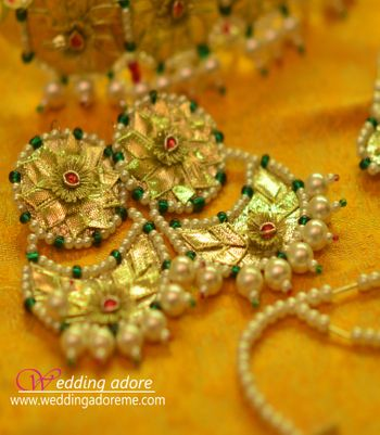 Gota Chaandbala for Mehendi