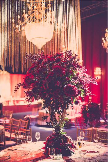 Photo of Floral Table Settings Decor