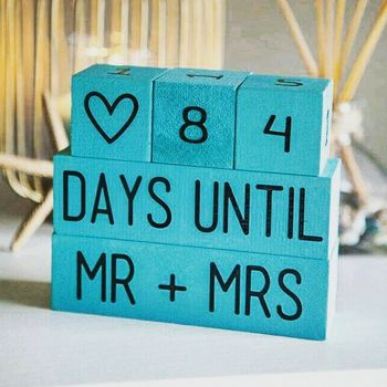 Turquoise Save the Date Ideas