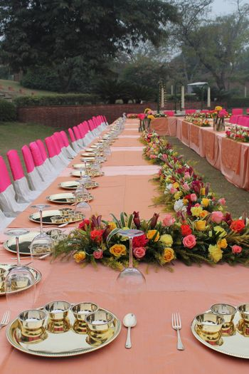 Photo of table setting