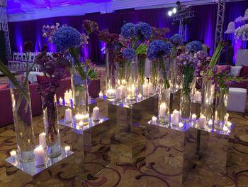 Photo of candle decor