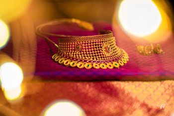 South Indian wedding gold jewellery