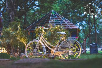 Bicycle Prop Decor
