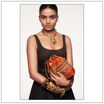 Photo of Modern Folklore Sabyasachi Heritage collection.