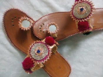 Photo of kohlapuri chappals