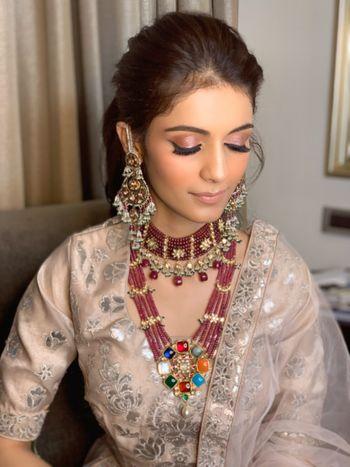 Gorgeous layered jewellery