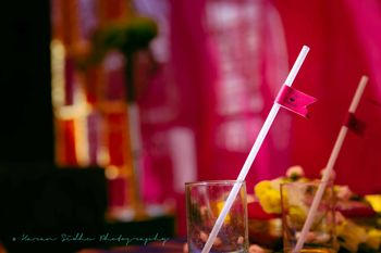 Customised Straw Toppers for Drinks