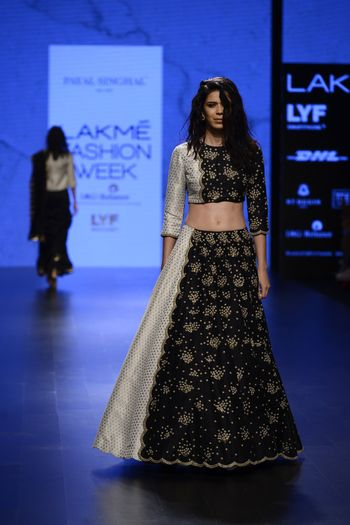 Photo of Crop top lehenga by Payal Singhal