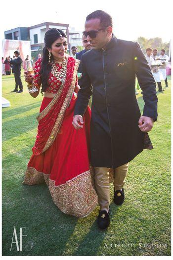 Photo from Henna + Ashish wedding album