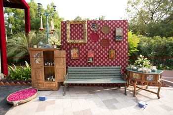 Photo of Photobooth ideas for day Sangeet/Cocktail function