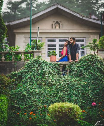 Photo of Pre wedding shoot in the hills