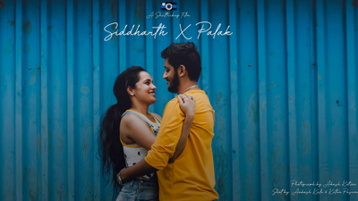 Siddharth X Palak | Enagement Session