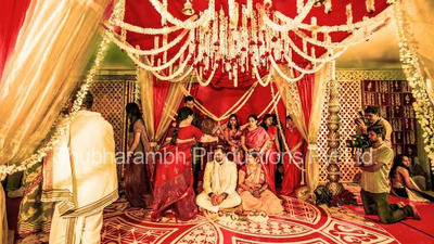 South Traditional Wedding & Sangeet