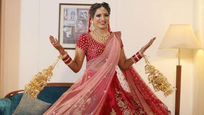 Prerna wedding