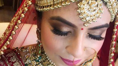 Bride Sumegha
