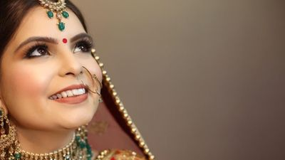 Bride Nitika