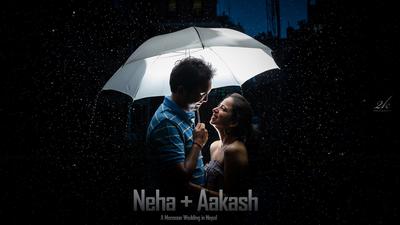Kathmandu - Neha + Aakash