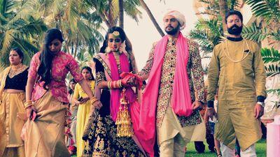 Himanshu weds Richa