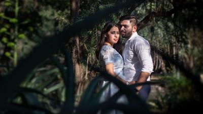Prachi & Chirayu / Pre-Wedding