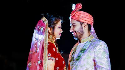 Dhruv & Sonakshi