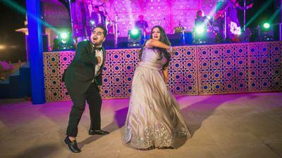 Tanvi weds Mayur