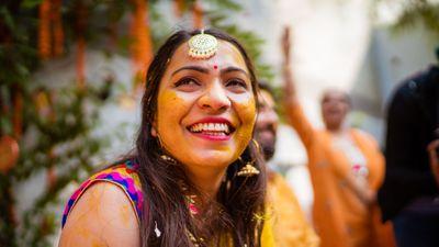 Shruti & Tabish - Wedding