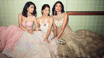 Fashionista Bridesmaids
