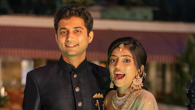 Shuchita and Shashank Engagement Ceremony